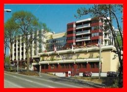 """CPSM/gf  FRIBOURG (Suisse)  Restaurant Piano-bar  """"Au Parc Hotel""""...D214 - FR Fribourg"""