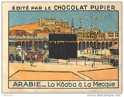 PU3     ARABIE  ARABIA  KAABA  MECQUE  EL HARAM. 7 X 5 Cm ASIE RELIGION ISLAM    Chocolat - Non Classés