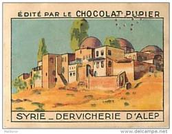 PU3    SYRIE  ALEP  DERVICHERIE   7 X 5 Cm LIBAN ASIE ALAOUIDES  Chocolat Café - Vieux Papiers