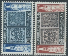 1952 ITALIA MODENA E PARMA MH * - RB9-2 - 6. 1946-.. Republic