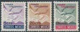 1954 MESSICO INNO NAZIONALE MNH ** - RB13-2 - Messico