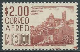 1955-65 MESSICO POSTA AEREA $ 2 MNH ** - RB13-2 - Messico