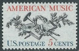 1964 USA AMERICAN MUSIC MNH ** - RB13-2 - Stati Uniti