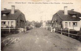 GISORS - Cité Des Maisons à Bon Marché  -Principale Rue - Gisors