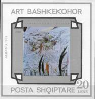 1993 Albanien Mi.Bl. 98 **MNH Europa: Zeitgenössische Kunst. - Europa-CEPT