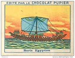 PU2    AFRIQUE  EGYPTE   BARIS  BARQUE MORTUAIRE . 7 X 5 Cm - Vieux Papiers