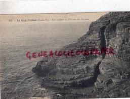 22 - CAP FREHEL - LES  ROCHERS ET L' ENTREE DES GROTTES - Cap Frehel