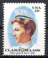 USA. N°1144 Sans Gomme De 1976. Infirmière. - Medicine