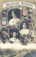 2019 - SEINE MARITIME - 76 - ROUEN - Millénaire Normand - 1911 - Multivues - Rouen