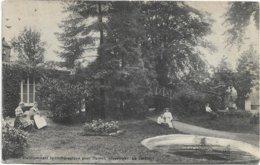 Sleidinge *  Etablissement Hydrothérapique Pour Dames,  Sleydinge  - Le Jardin - Evergem