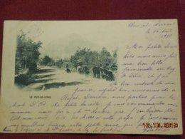 CPA - Le Puy De Dôme - (16.08.1899) - Clermont Ferrand