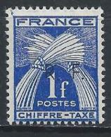 France Libération Bordeaux Mayer 14 Type 1 XX / MNH - Libération