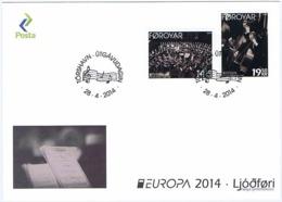 Faroe Islands 2014, Europa - CEPT; Set Of 2 On  FDC. - Europa-CEPT