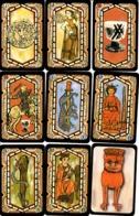 BARAJA ESPAÑOLA, PLAYING CARDS DECK, MUDEJAR - Playing Cards (classic)
