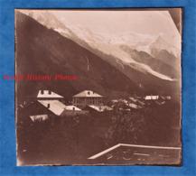Photo Ancienne - CHAMONIX - Vue Sur Le Mont Blanc - Vers 1900 - Haute Savoie - Photos