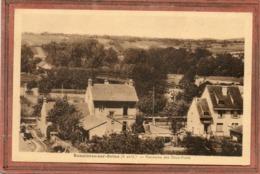 CPA - BONNIERES-sur-SEINE (78) - Aspect Du Quartier Des Deux-Ponts Dans Les Années 30 - Bonnieres Sur Seine