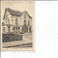 88-GERARDMER LE PONT DE LA JAMAGNE CAFE DE LA JAMAGNE PAS COURANTE - Gerardmer