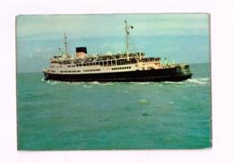 """La Malle """"Oostende-Douvres"""".Expédié à JUpille. - De Haan"""