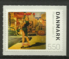 DENMARK 2010  RECORD COVER, GASOLIN MNH - Danimarca