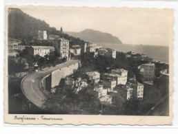 CARD BOGLIASCO PANORAMA PIEGA D'ANGOLO ININFLUENTE   (GENOVA)  FG-V-2-0882-29105 - Genova (Genoa)