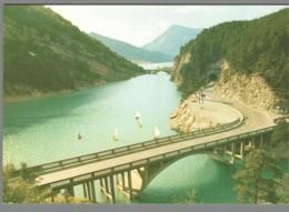 CPM 04 - Lac De Castillon - La Route Enter Castellane Et Saint André Les Alpes - France