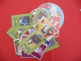 Lot  VACHE QUI RIT  Disney Bunny Stars Intercalaires Foot Autres - Other Collections
