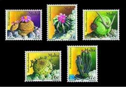 5.- MALTA 2002. CACTI CACTUS - Cactus