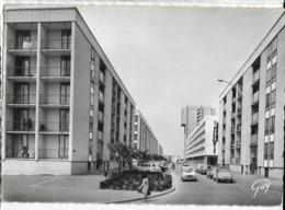 MONTEREAU (SURVILLE)  Rue Des Chenois  Ed; Leconte B 4218, Cpsm GF - Montereau