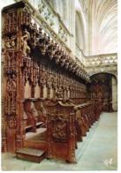 BOURG-EN-BRESSE : Eglise De Brou - Les Stalles - Eglise De Brou