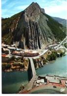 SISTERON : Le Rocher De La Beaume Et Le Vieux Pont Sur La Durance - Sisteron
