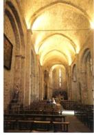 MOUSTIERS SAINTE MARIE : Intérieur De L'Eglise - France