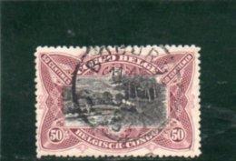 CONGO BELGE 1916 O - Belgisch-Kongo