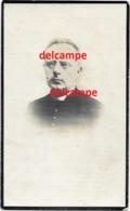 Doodsprentje Jozef Goossens Londerzeel 1865 Pastoor Te Merchtem En Overleden Te Leuven 1924 O/Pastoor Te Hal - Devotion Images
