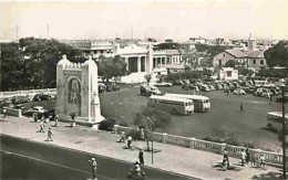 Sénégal - Dakar - La Place Protet Et La Chambre De Commerce - Animée - Automobiles - Bus - Carte Neuve - Voir Scans Rect - Senegal