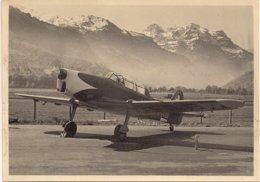 Aviation - Avion Suisse Pilatus P2 - Aviation