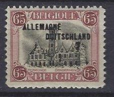 België O.B.C. OC 50  (XX) - Guerre 14-18