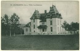 1 - B12300CPA - JUJURIEUX - Villa Les Guerets - Très Bon état - AIN - France