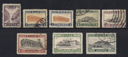 Greece 1931- 35 Landscapes (re-issues) Used - Usados