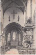 WESTERLO - WESTERLOO - KERK BINNENZICHT - +/- 1912 - Westerlo