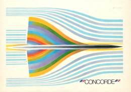 Publicite - 1982 - Concorde - Collection Les Grands Affichistes Contemporains - Jacques N. Gramond - Carte Neuve - Repro - Pubblicitari