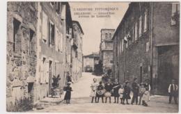 ARLEBOSC GRAND'RUE AVENUE DE LAMASTRE TRES ANIMEE ETAT SUP - Autres Communes