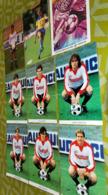 13 Cartes Sur Le FOOTBALL... - Soccer
