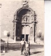 PALMA DE MALLORCA De MAJORQUE  San Francisco Palma  ESPAGNE  1930  Photo Amateur Format Environ 7,5 X 5,5 Cm - Lieux