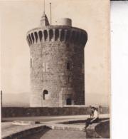 PALMA DE MALLORCA De MAJORQUE  Castillo De BELLVER  ESPAGNE  1930  Photo Amateur Format Environ 7,5 X 5,5 Cm - Lieux