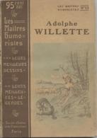 Adolphe Wilette, Les Maîtres Humoristes, 180 Dessins, Humour, érotisme, Vie Quotidienne, Féminisme,1905 - Arte