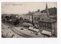52 - STATTE - Place De La Gare - Hoei