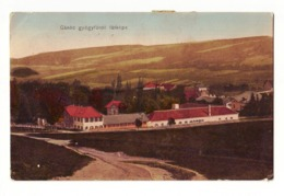 Slovakia Ganovce, GANOC GYOGYFURDO LATKEPE 1908 - Slovaquie