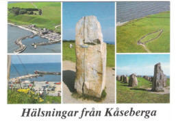 Sweden - Kaseberga - Steinzeitgrab - Grab - Dolmen - Menhire - Dolmen & Menhire