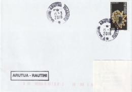 13097  ARUTUA - RAUTINI  - TUAMOTU - POLYNÉSIE FRANÇAISE - Lettres & Documents