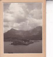MALLORCA PALMA DE MAJORQUE  PUERTO DE SOLLER Septembre 1930 Photo Amateur Environ 7,5 Cm X 5, 5 Cm - Automobiles